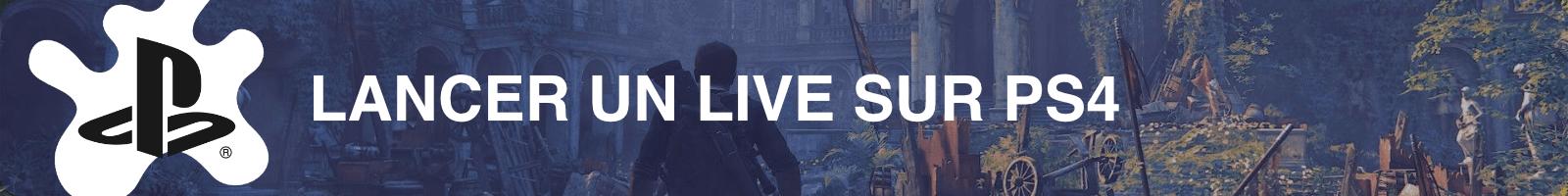 Lanzar un Twitch en vivo en PS4