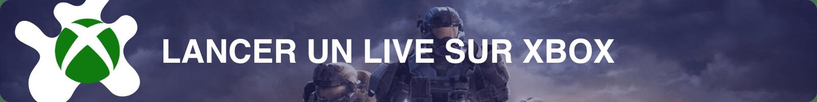 Iniciar un Twitch en vivo en Xbox